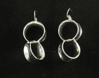 Darcie Style Earrings in Fine Silver